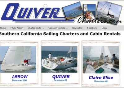 QUIVER CHARTERS