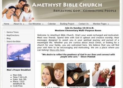 AMETHYST BIBLE CHURCH