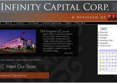 INFINITY CAPITAL CORPORATION