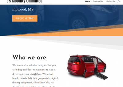 J's Mobility Unlimited